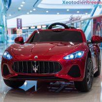 Xe ô tô điện cao cấp Maserati S302