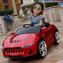 Xe hơi điện cho bé TTF-999 cực đẹp