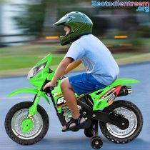 Xe moto điện trẻ em ZP 3999A