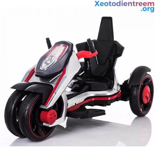 Xe mô tô điện 3 bánh cho bé RBT 666