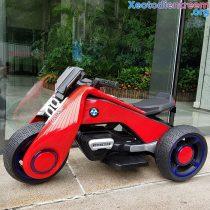 Xe máy điện 3 bánh cho bé BDQ 6188 (2 động cơ)