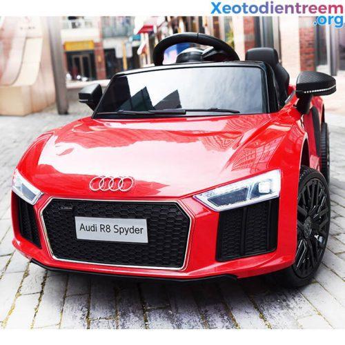 Xe ô tô điện cho bé Audi R8 cao cấp