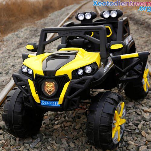Xe ô tô điện địa hình cho bé DLX 6688