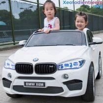 Ô tô điện trẻ em 2 chỗ ngồi JJ2168 X6M