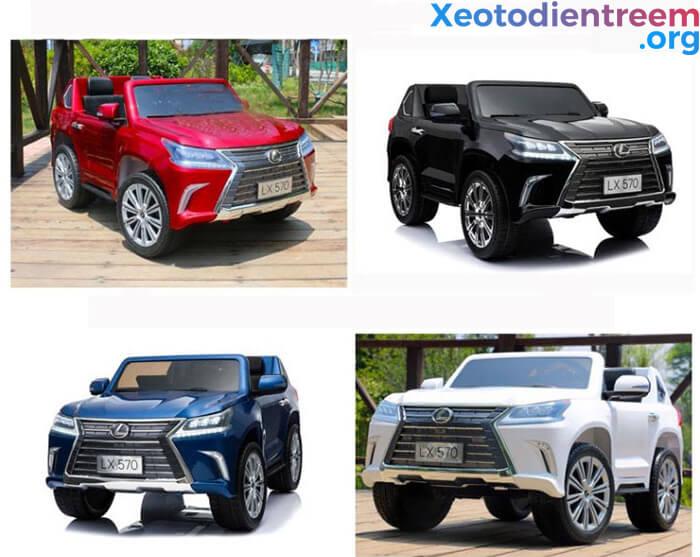 Hướng dẫn cách chọn mua xe ô tô điện cho bé 3