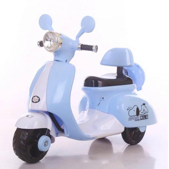 xe mô tô điện cho bé giá rẻ chỉ dưới 1 triệu đồng 2