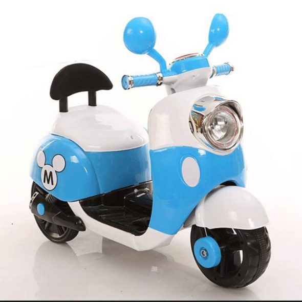 xe mô tô điện cho bé giá rẻ chỉ dưới 1 triệu đồng 3