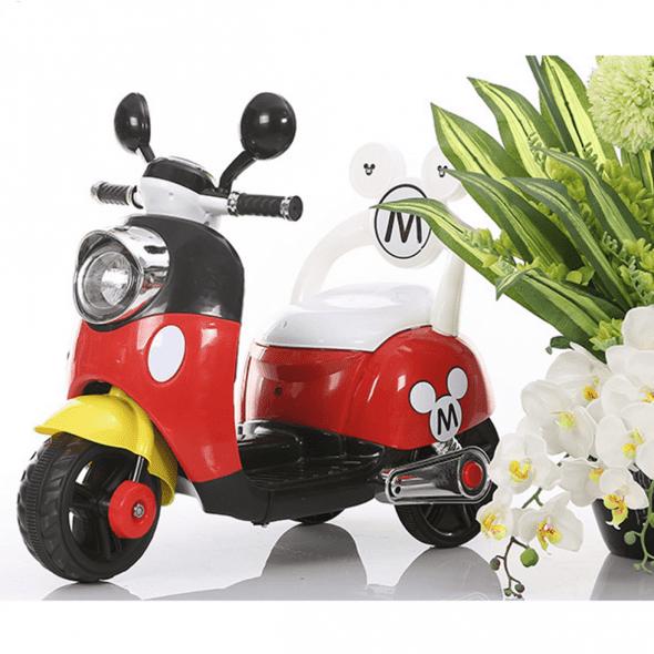 xe mô tô điện cho bé giá rẻ chỉ dưới 1 triệu đồng 4
