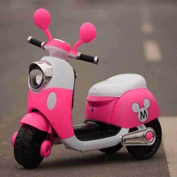 xe mô tô điện cho bé giá rẻ chỉ dưới 1 triệu đồng 5
