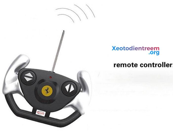 Cách khắc phục Remote Xe oto điện trẻ em không điều khiển được 2