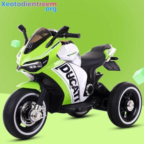 Xe máy điện cho bé Ducati HT-6188