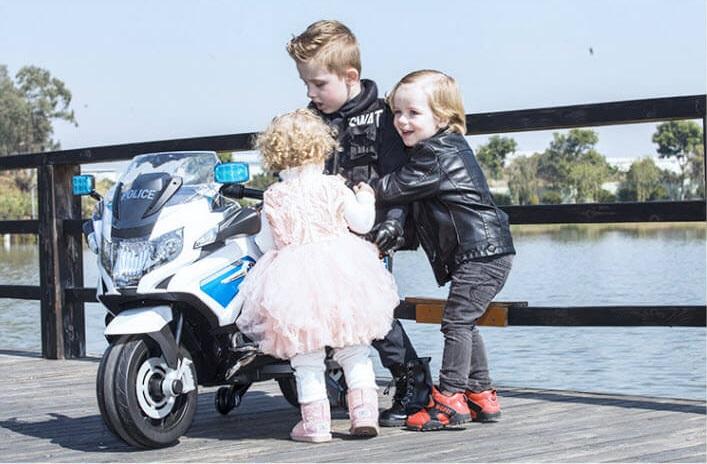 cách sử dụng xe máy điện trẻ em đúng cách 1