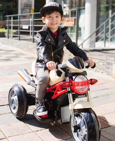 lợi ích tuyệt vời mà xe máy điện trẻ em mang lại 2