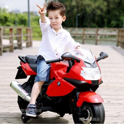 lợi ích tuyệt vời mà xe máy điện trẻ em mang lại 1