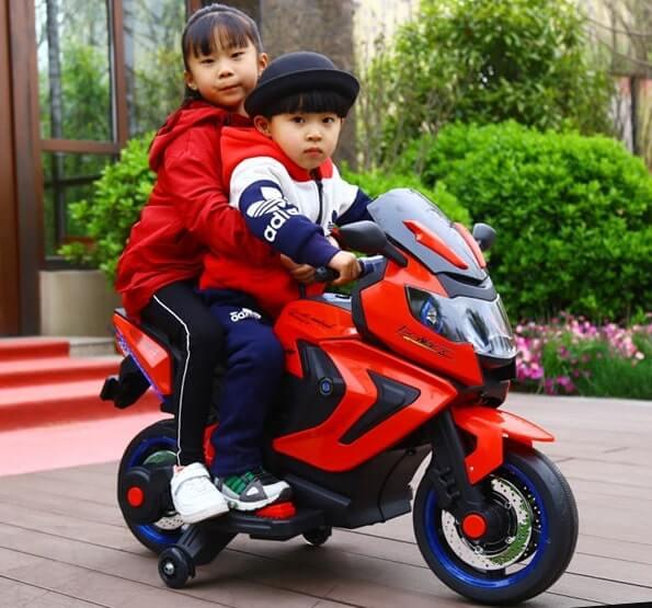 lợi ích tuyệt vời mà xe máy điện trẻ em mang lại 4