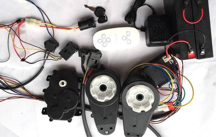 sửa chữa xe máy điện đồ chơi trẻ em ở TPHCM 2