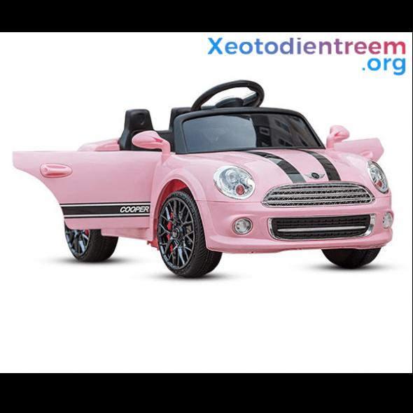 xe hơi điện cho bé gái 2