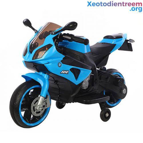 Xe moto điện FT-8768 cho bé bao ngầu