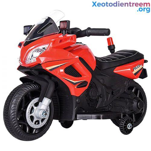 Xe moto điện trẻ em Police JC911