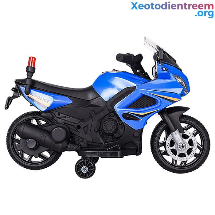 Xe moto điện trẻ em Police JC911 14