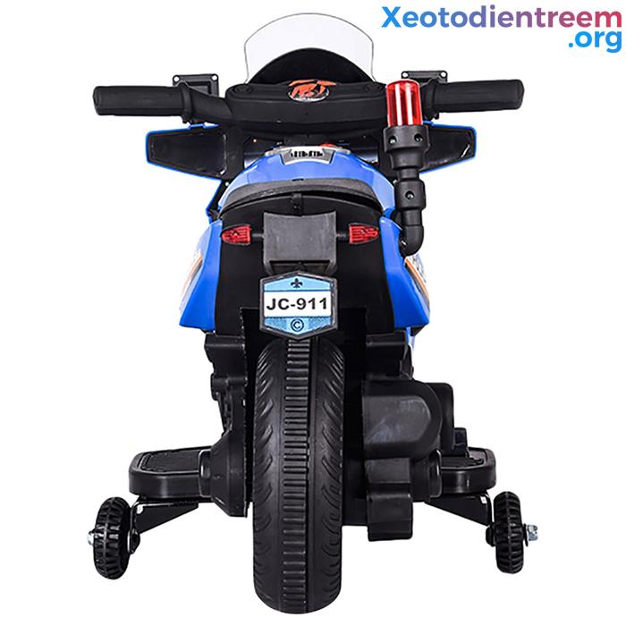 Xe moto điện trẻ em Police JC911 16