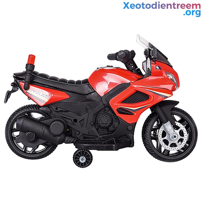 Xe moto điện trẻ em Police JC911 2
