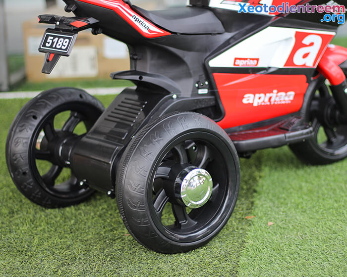 Xe máy điện trẻ em 3 bánh HT-5189 15