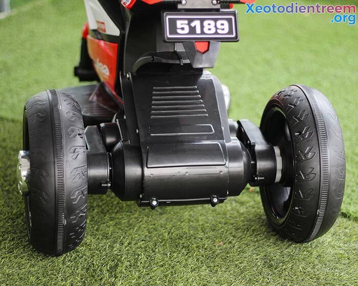 Xe máy điện trẻ em 3 bánh HT-5189 16
