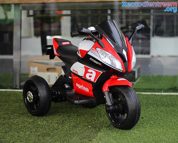Xe máy điện trẻ em 3 bánh HT-5189 2