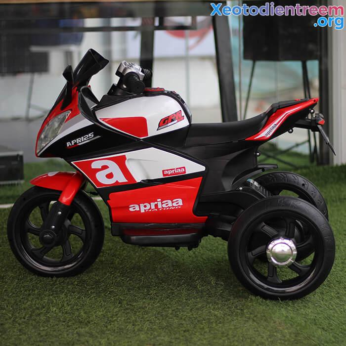 Xe máy điện trẻ em 3 bánh HT-5189 3