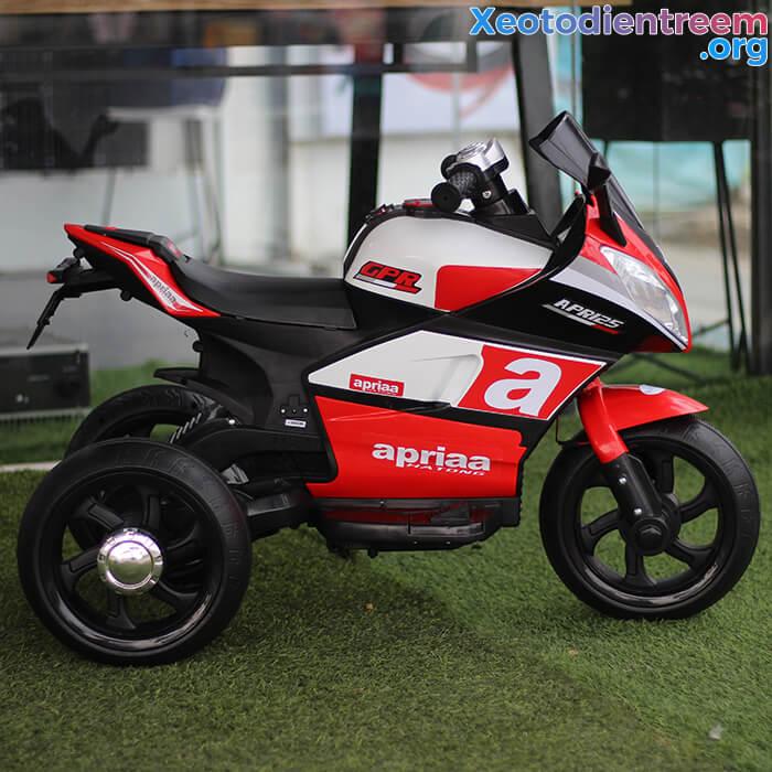 Xe máy điện trẻ em 3 bánh HT-5189 4
