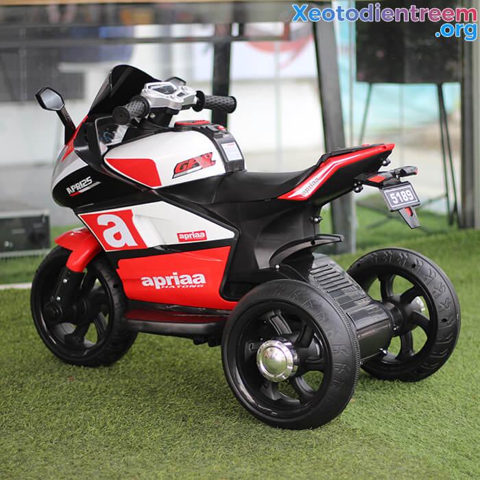 Xe máy điện trẻ em 3 bánh HT-5189 5