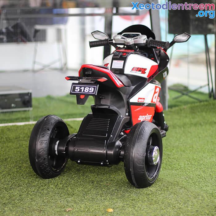 Xe máy điện trẻ em 3 bánh HT-5189 6
