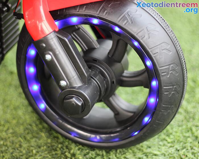 Xe máy điện trẻ em 3 bánh HT-5189 8