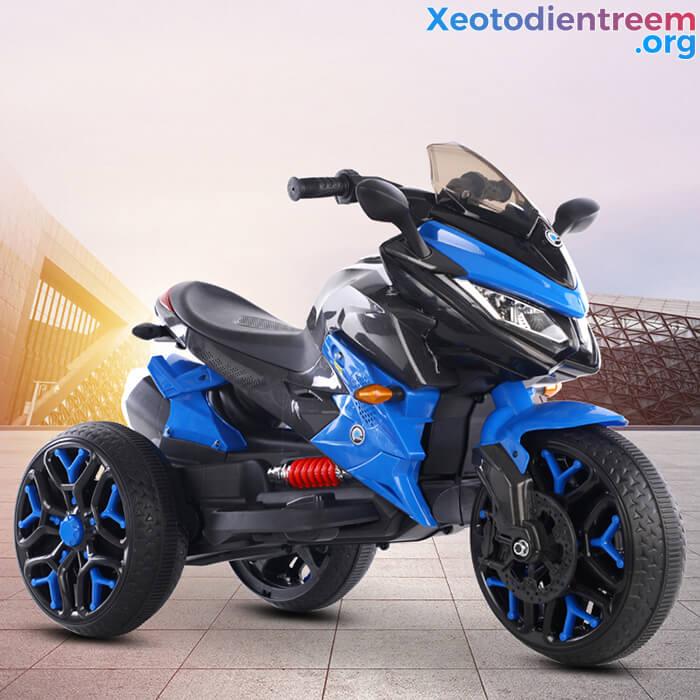 Xe mô tô điện 3 bánh cho bé 5188 13