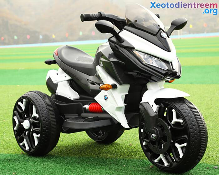 Xe mô tô điện 3 bánh cho bé 5188 15