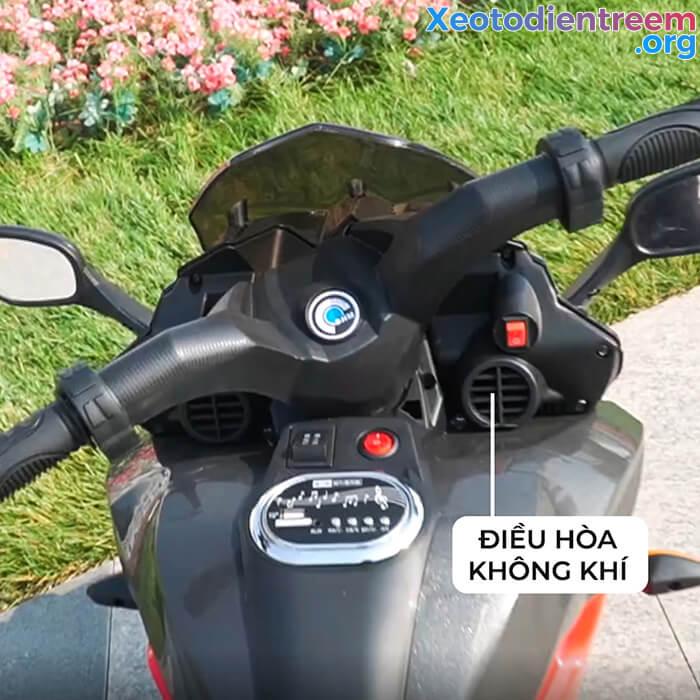 Xe mô tô điện 3 bánh cho bé 5188 16