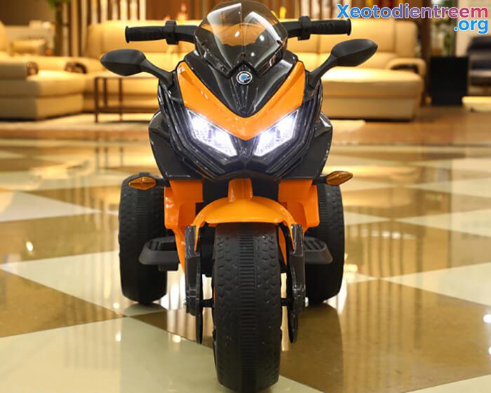 Xe mô tô điện 3 bánh cho bé 5188 9