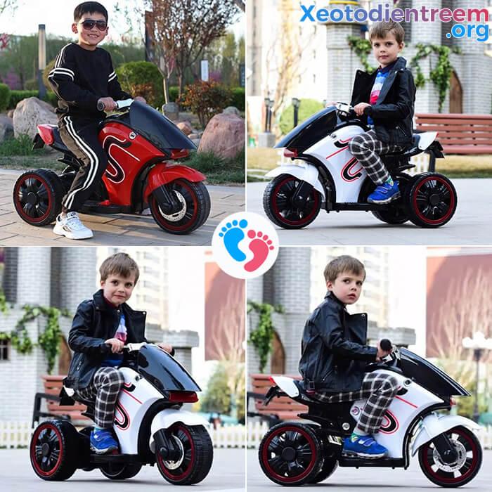 Xe mô tô chạy điện trẻ em TW-800 1