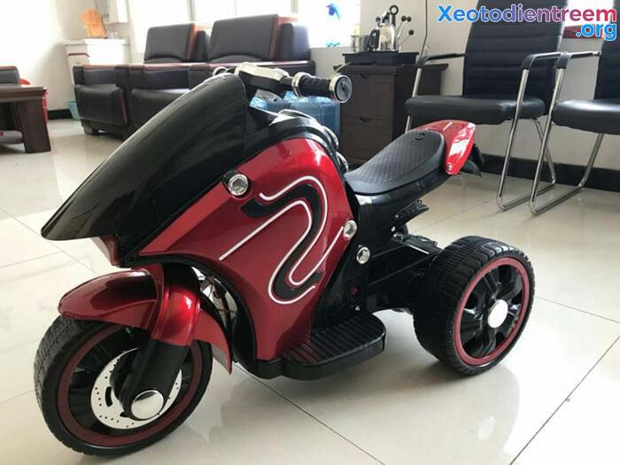Xe mô tô chạy điện trẻ em TW-800 10