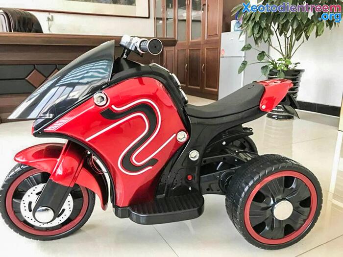 Xe mô tô chạy điện trẻ em TW-800 12