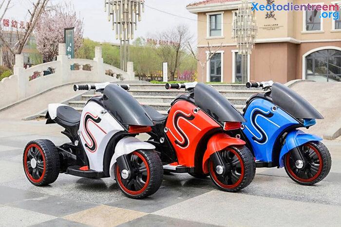 Xe mô tô chạy điện trẻ em TW-800 2