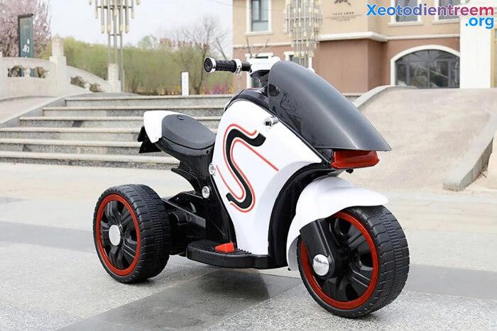 Xe mô tô chạy điện trẻ em TW-800 4