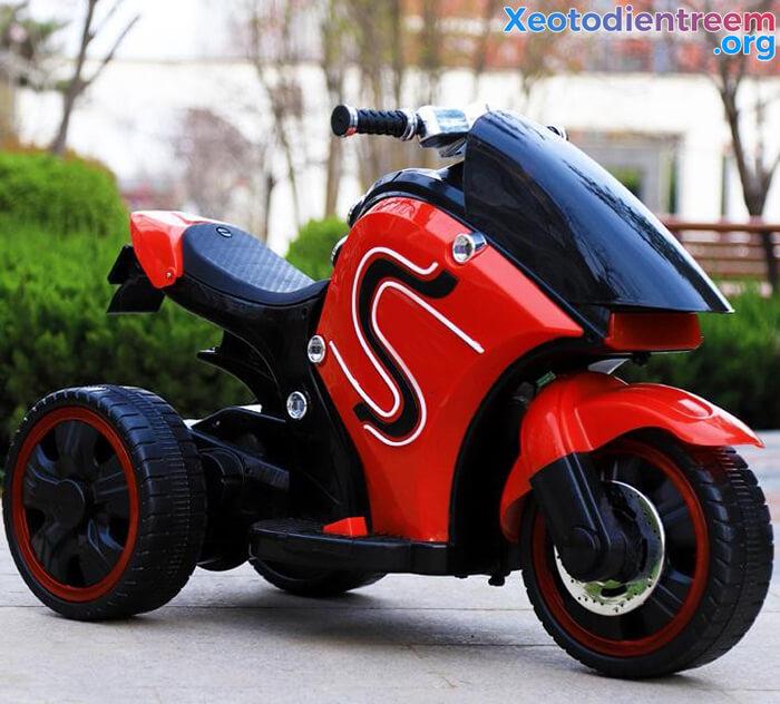 Xe mô tô chạy điện trẻ em TW-800 6