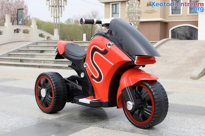 Xe mô tô chạy điện trẻ em TW-800 7
