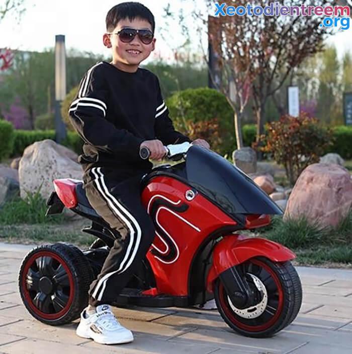 Xe mô tô chạy điện trẻ em TW-800 8