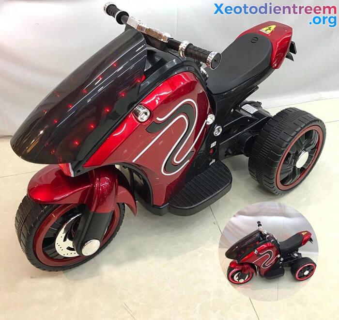 Xe mô tô chạy điện trẻ em TW-800 9