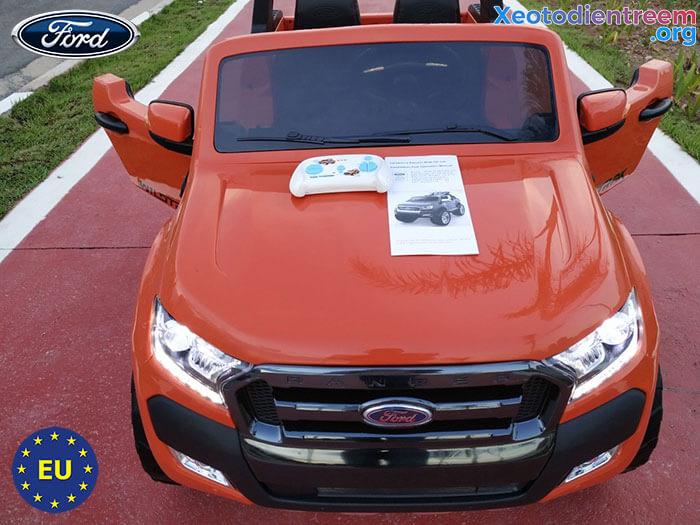 Ô tô điện cao cấp Licensed Ford Ranger F650 5
