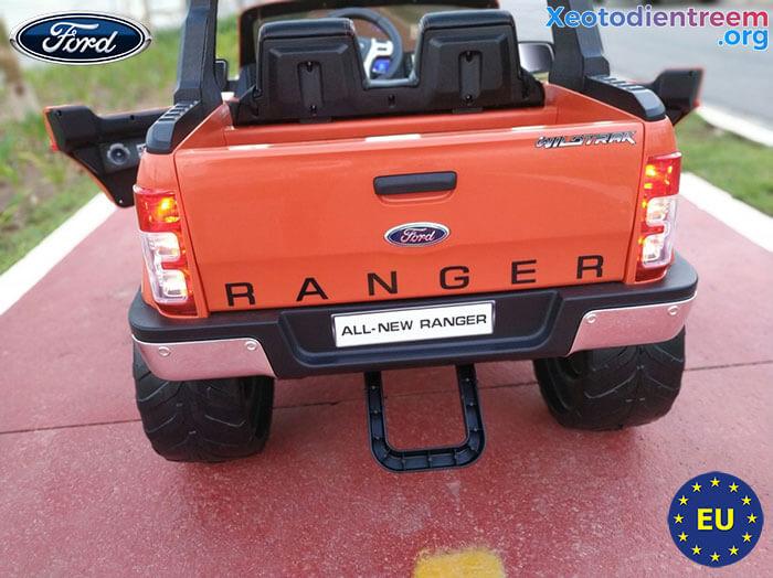 Ô tô điện cao cấp Licensed Ford Ranger F650 7