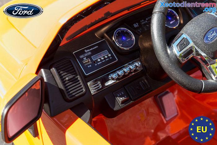 Ô tô điện cao cấp Licensed Ford Ranger F650 8